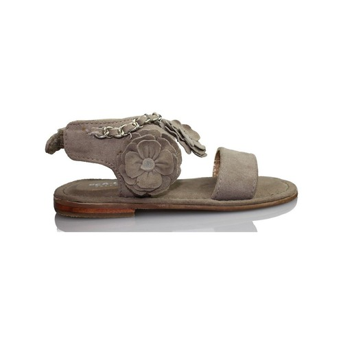 Shoes Children Sandals Oca Loca OCA LOCA baby sandal VALENCIA TAUPE
