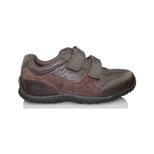 Shoes Children Derby Shoes Timberland LEXINGTON AVENUE FTK BROWN