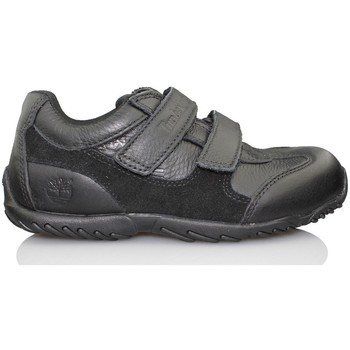 Shoes Children Derby Shoes Timberland LEXINGTON AVENUE FTK BLACK