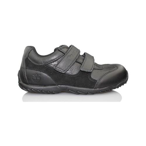 Shoes Children Derby Shoes Timberland LEXINGTON AVENUE FTK BLACK