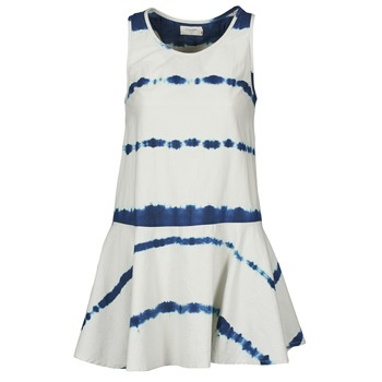 Clothing Women Short Dresses Eleven Paris LISBET Blue
