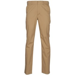 Clothing Men 5-pocket trousers Dockers D-ZERO STRETCH SATEEN Beige