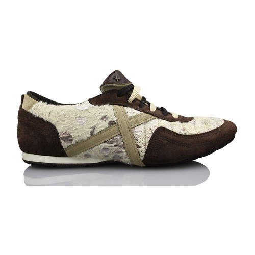 Shoes Children Low top trainers Munich Fashion SOTIL 30 BROWN