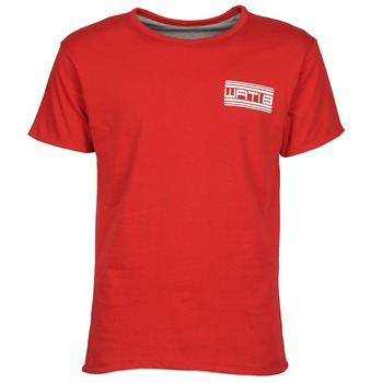 Clothing Men short-sleeved t-shirts Wati B WATI CREW Red