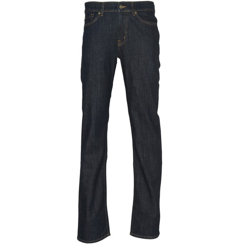Clothing Men slim jeans 7 for all Mankind SLIMMY OASIS TREE Blue