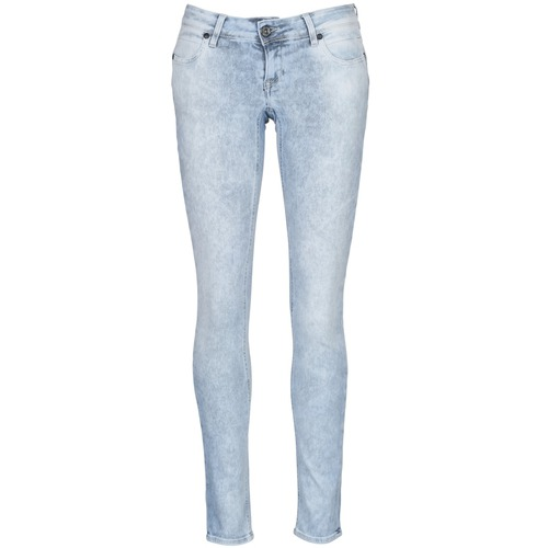 Clothing Women slim jeans Meltin'pot MONIE Black