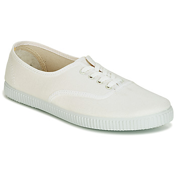Shoes Low top trainers Yurban ARTOUM White