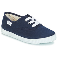 Shoes Children Low top trainers Citrouille et Compagnie KIPPI BOU Marine