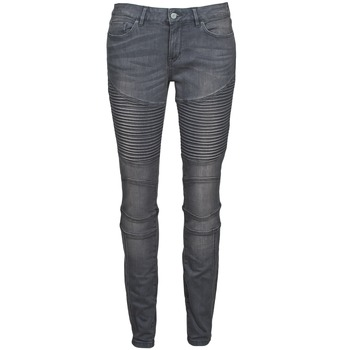 Clothing Women slim jeans Esprit MR SKINNY Grey