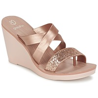 Shoes Women Sandals Grendha PARADISO II PLAT Pink