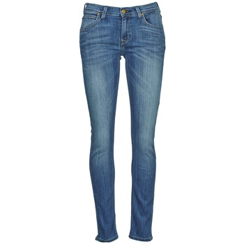 Clothing Women slim jeans Lee JADE Blue