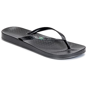 Shoes Women Flip flops Ipanema ANATOMIC BRILLANT III Black