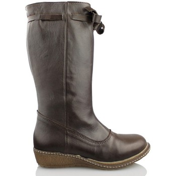 Shoes Children Boots Acebo's REST WHAT MID CUP BROWN
