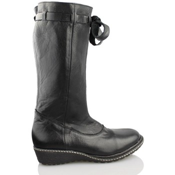 Shoes Children High boots Acebo's REST WHAT MID CUP BLACK
