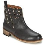 Mid boots Hugo Boss Orange 50266292