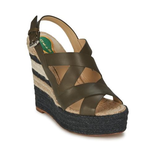 Shoes Women Sandals Etro 3948 Brown