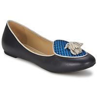 Shoes Women Flat shoes Etro 3922 Blue