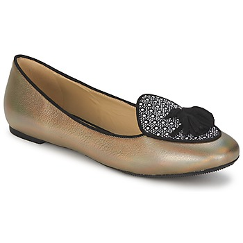 Shoes Women Flat shoes Etro 3922 GOLD