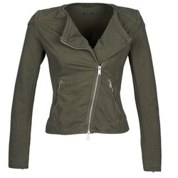 Clothing Women Jackets / Blazers Marc O'Polo CHARLY Kaki