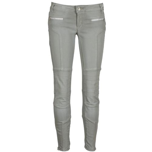 Clothing Women slim jeans Marc O'Polo LEEL Grey