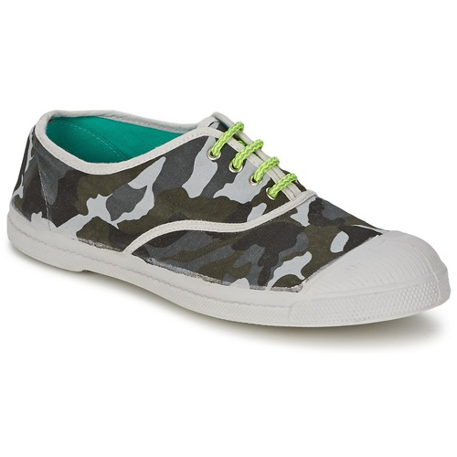 Shoes Men Low top trainers Bensimon TENNIS CAMOFLUO Camouflage