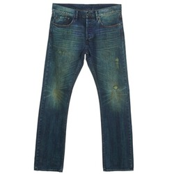 Clothing Men straight jeans Ünkut Six Blue
