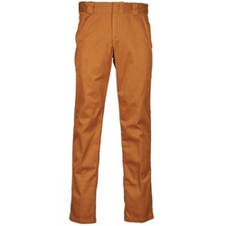 Clothing Men chinos Dickies GD PANT Brown