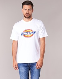 Clothing Men Short-sleeved t-shirts Dickies HORSESHOE White