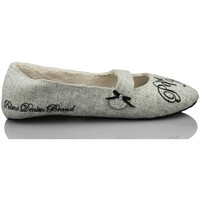 Shoes Women Slippers Pepe jeans go home comfortable GREY
