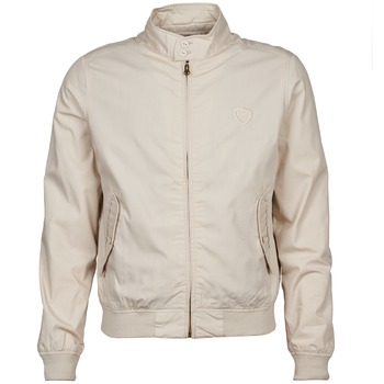 Clothing Men Jackets Schott STARDUST BEIGE