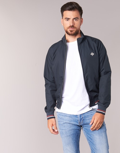 Clothing Men Jackets Schott KEN Marine