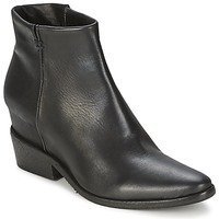 Shoes Women Mid boots Strategia BLOCUSSON Black