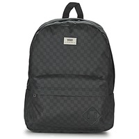 Bags Rucksacks Vans OLD SKOOL II BACKPACK Black / Grey