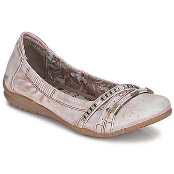 Shoes Women Flat shoes Mustang IVERO Pink
