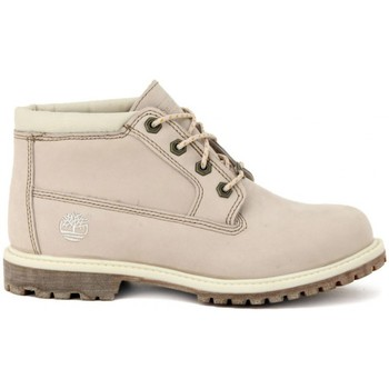 Timberland  NELLIE WHITE  womens Mid Boots in multicolour