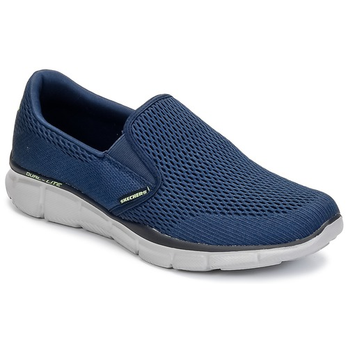 Shoes Men Slip ons Skechers EQUALIZER Marine
