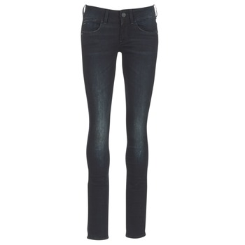 Clothing Women Skinny jeans G-Star Raw LYNN MID SKINNY Blue