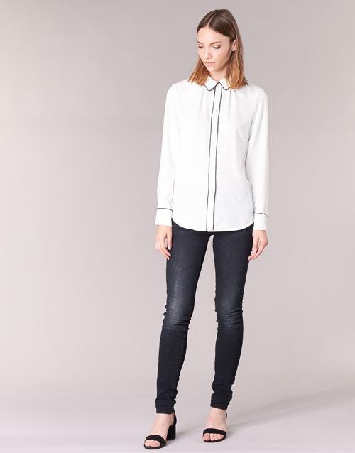 Clothing Women Skinny jeans G-Star Raw LYNN MID SKINNY Denim