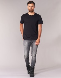 Clothing Men Skinny jeans G-Star Raw REVEND SUPER SLIM Grey