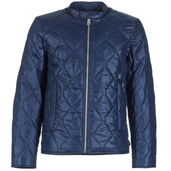 Clothing Men Jackets G-Star Raw ATTAC QUILTED Marine