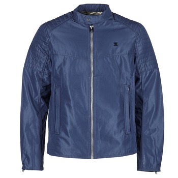 Clothing Men Jackets G-Star Raw ATTACC GP JKT Marine