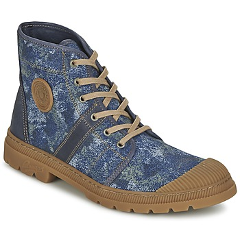 Shoes Women Hi top trainers Pataugas AUTHENTIQUE/DE Blue