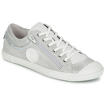 Shoes Women Low top trainers Pataugas BISK Grey