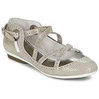 Shoes Women Flat shoes Pataugas TOTEM Taupe