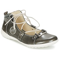 Shoes Women Flat shoes Pataugas NORWAY/V Silver