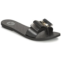 Shoes Women Mules Zaxy LIFE SLIDE Black