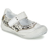 Shoes Girl Flat shoes Ikks ANABEL Python