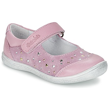 Shoes Girl Flat shoes Acebo's DARKA Pink