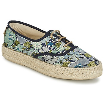 Shoes Women Espadrilles Pare Gabia LOTUS MARINE