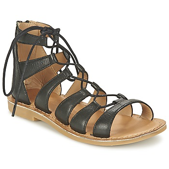 Sandals Shwik by Pom d'Api LAZAR HI LACE